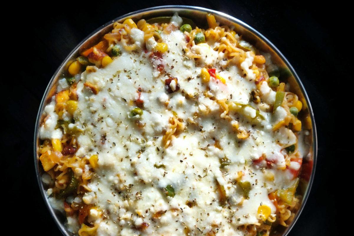 How To Make Cheese Maggi?
