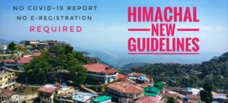 New Guidelines For Tourist In Himachal Pradesh