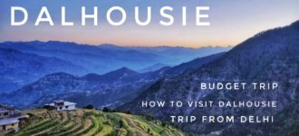 Dalhousie- A Beautiful Lush Green Heaven | Budget Trip